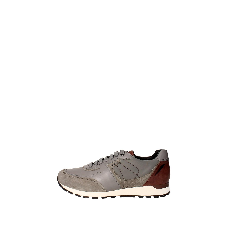 niedrige sneakers herren geox u641rc herbst winter ebay. Black Bedroom Furniture Sets. Home Design Ideas