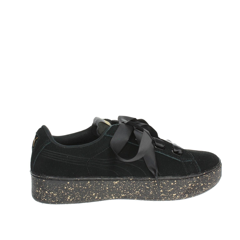 Puma 366815 01 Black Low Sneakers Women Fall//Winter