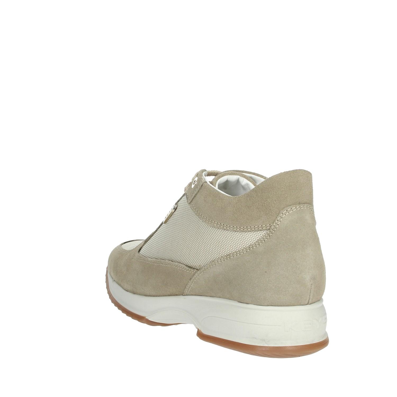 Keys Donna 5503 Sneakers Primavera//Estate Camoscio//tessuto