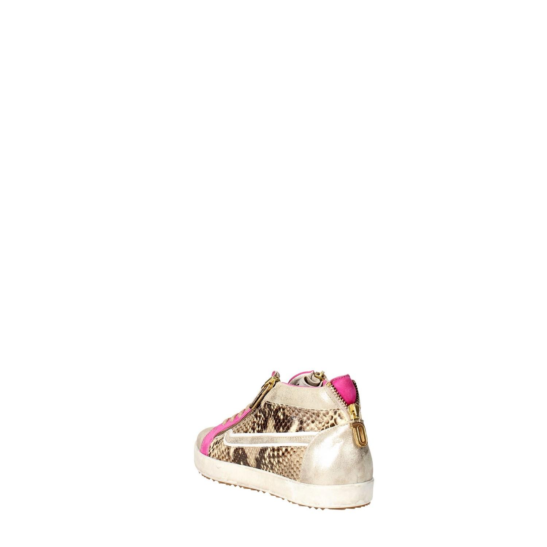 Baja Fuxia Primavera Corvari 21 estate Mujer Sneakers Camp xHwqnCA