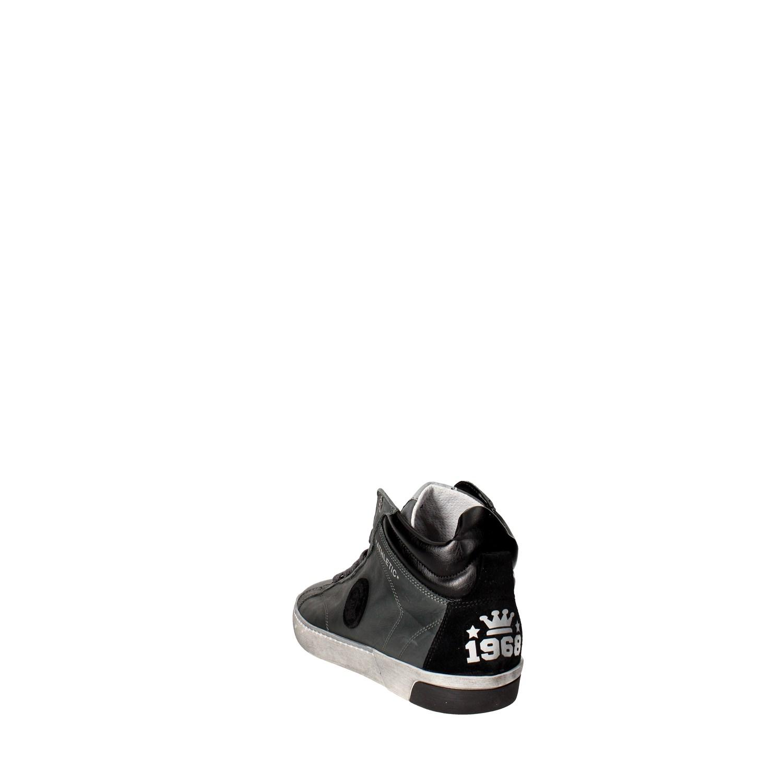 6003 Uomo inverno Alta Autunno Dico Grigio Sneakers dwUSxqpIdP