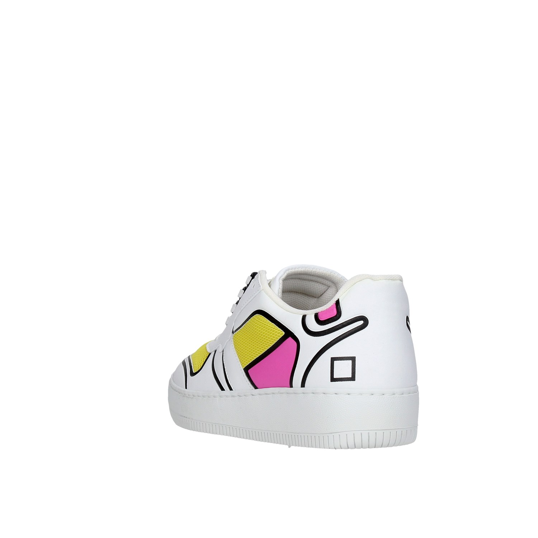 Niedrige Sneakers Damen D.a.t.e. SLAM LOW-8 Frühjahr/Sommer