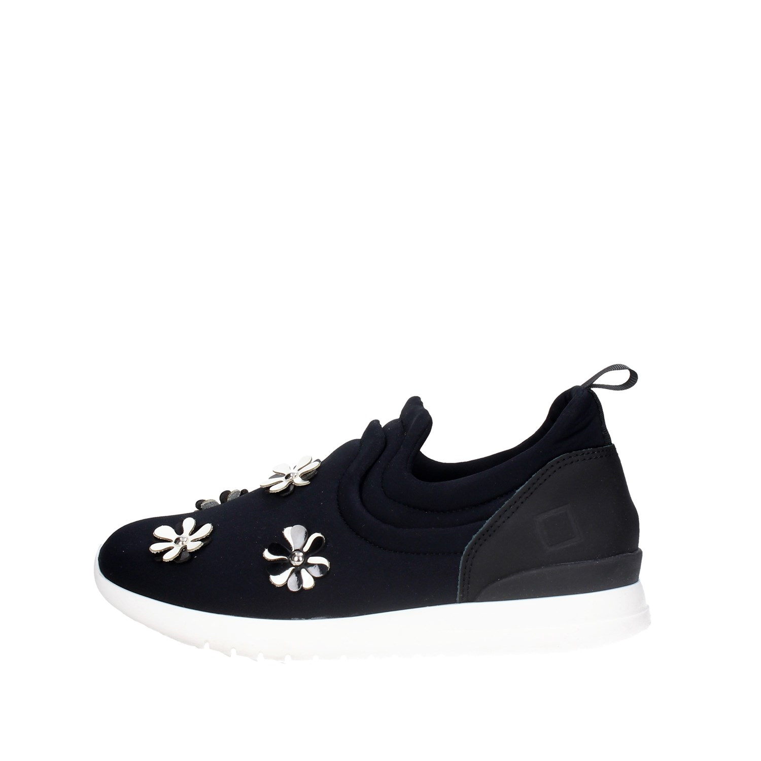 D.a.t.e. Primavera/Estate SLIP ON-34 NERO Slip-on   Primavera/Estate D.a.t.e. d7ad13