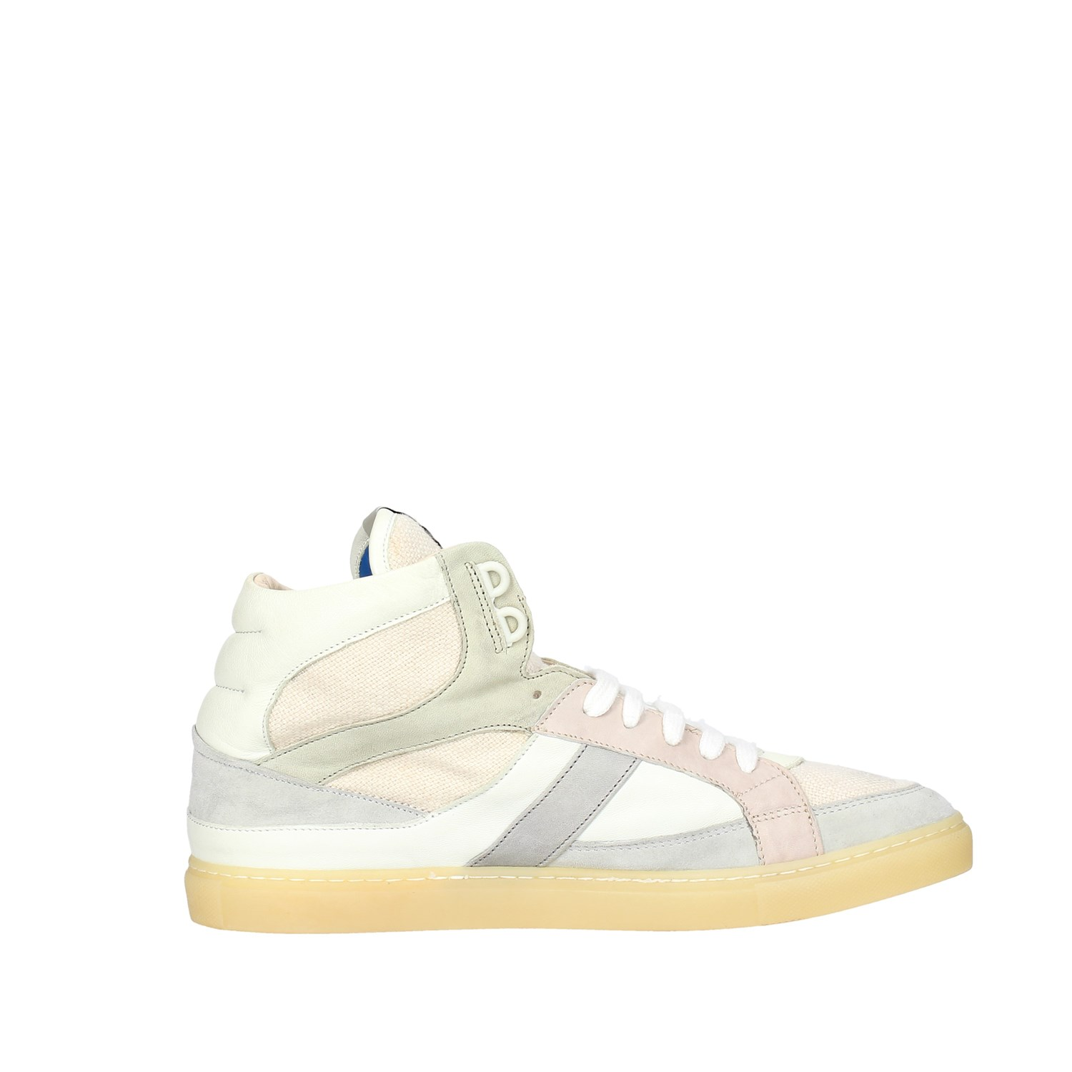 High Sneakers Man Man Sneakers Serafini CAMP.43 Spring/Summer a07cfc