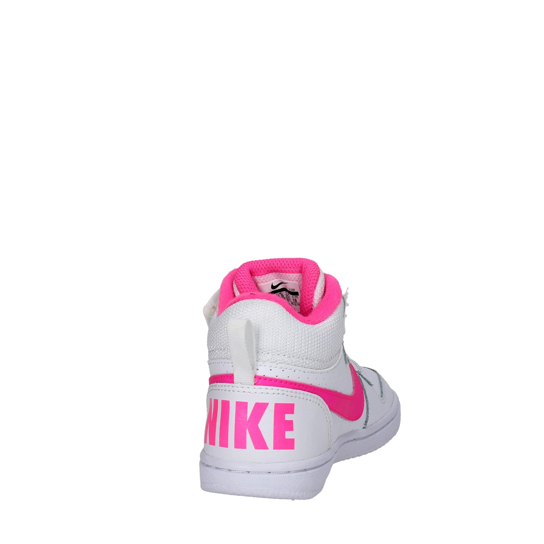 Nike 870031 100 BIANCO Primavera/Estate Sneakers Alta Bambina Primavera/Estate BIANCO acbaa7