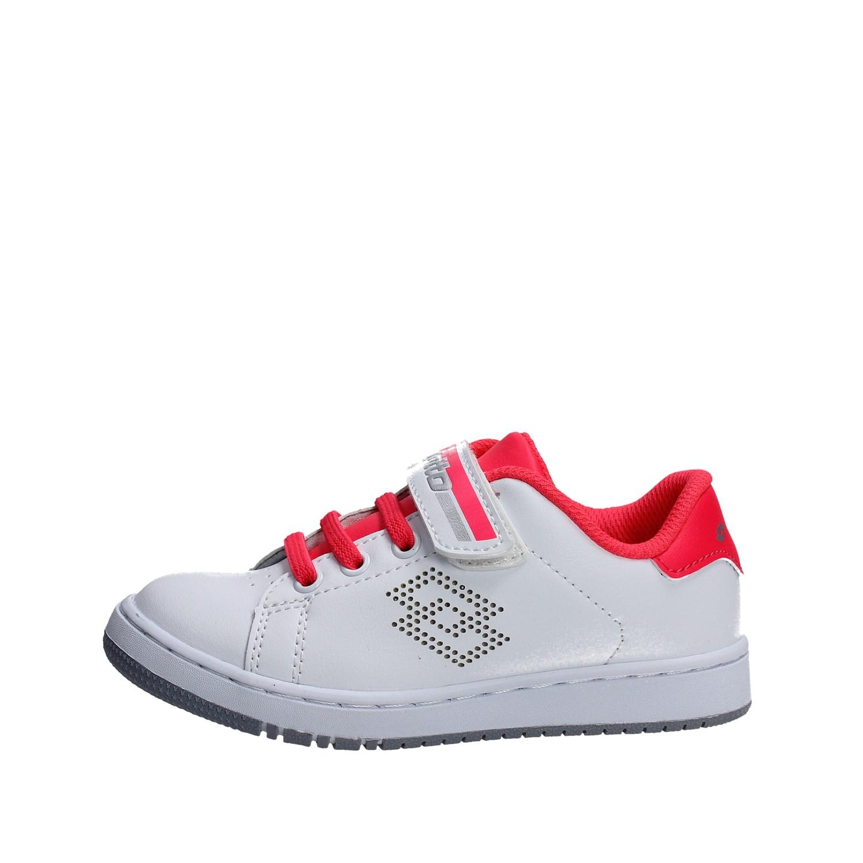 Sneakers Estate rosa per bambina Lotto udgRIkD