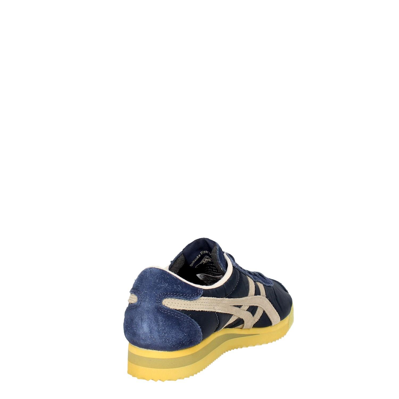 Onitsuka Tiger Damenschuhe D7C2N..5805 BLU/GIALLO Sneakers Bassa Damenschuhe Tiger Primavera/Estate 586794