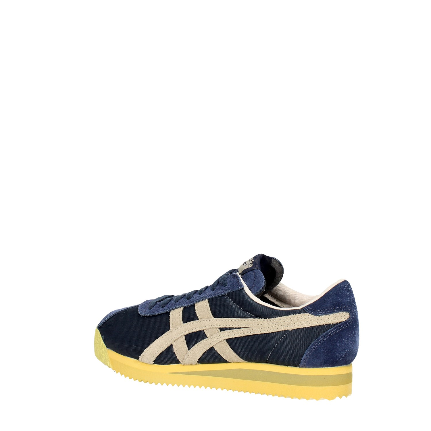 the latest c2743 e85d2 Details about Onitsuka Tiger D7C2N..5805 Blue/Yellow Low Sneakers Women  Spring/Summer