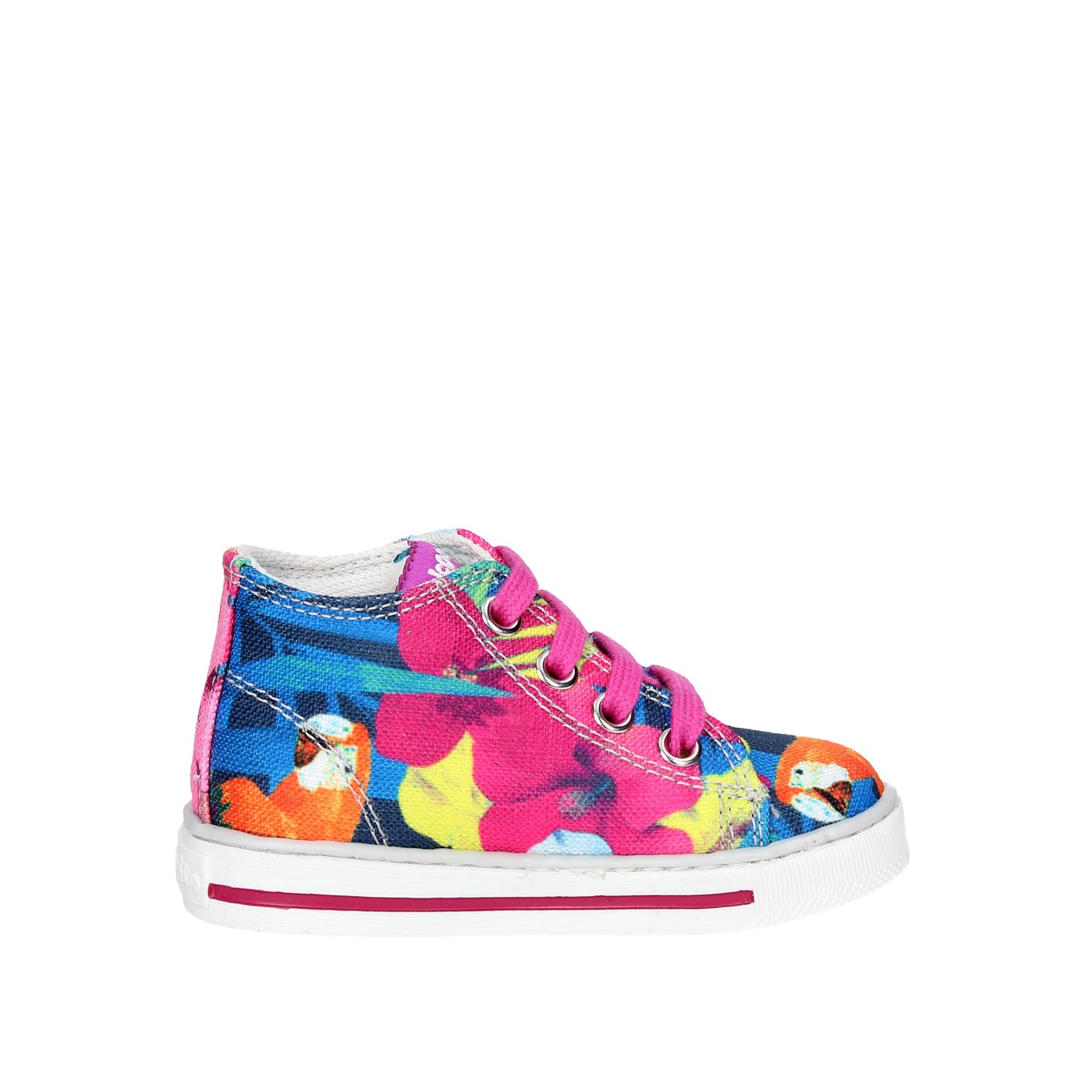 Girl 0012010916 09 Falcotto Baskets multicolores Alta Été 9181 Printemps wdYqqx7A