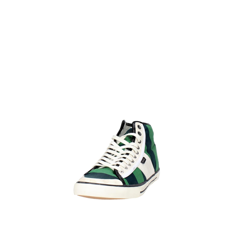 D.a.t.e. D.a.t.e. D.a.t.e. tender alta 108 Negro/Verde Zapatillas hombre primavera/verano de alta 4f7ec1