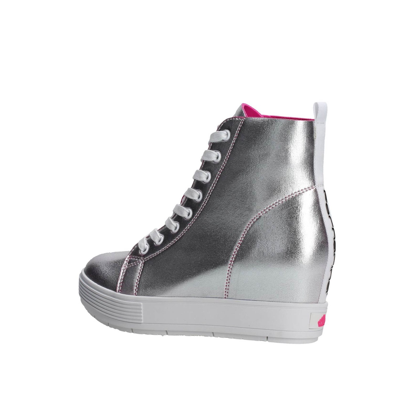 Hoch PE17MJ9543I090 Sneakers  Damen Fornarina PE17MJ9543I090 Hoch Frühjahr/Sommer e72067