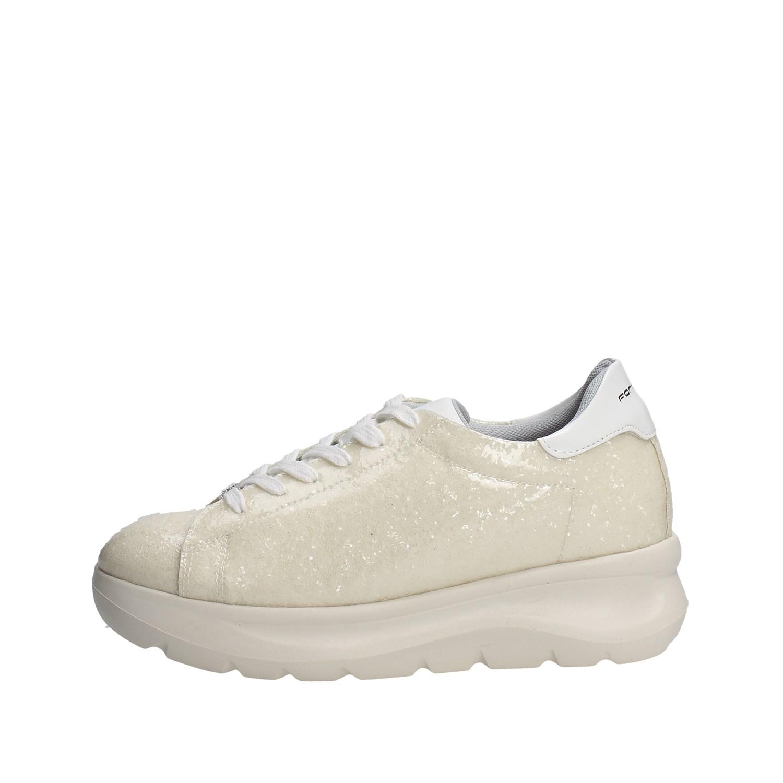 Fornarina PE17VH9545G009 Sneakers Damen Weiss 37 PvylaIIHY