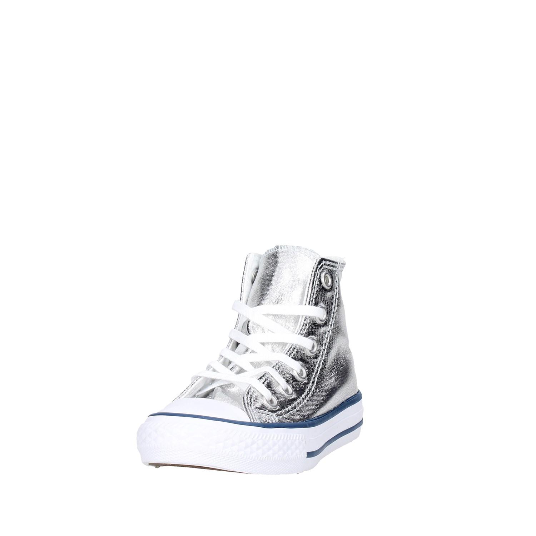 Sneakers Alta Bambina Converse 656835C Primavera/Estate