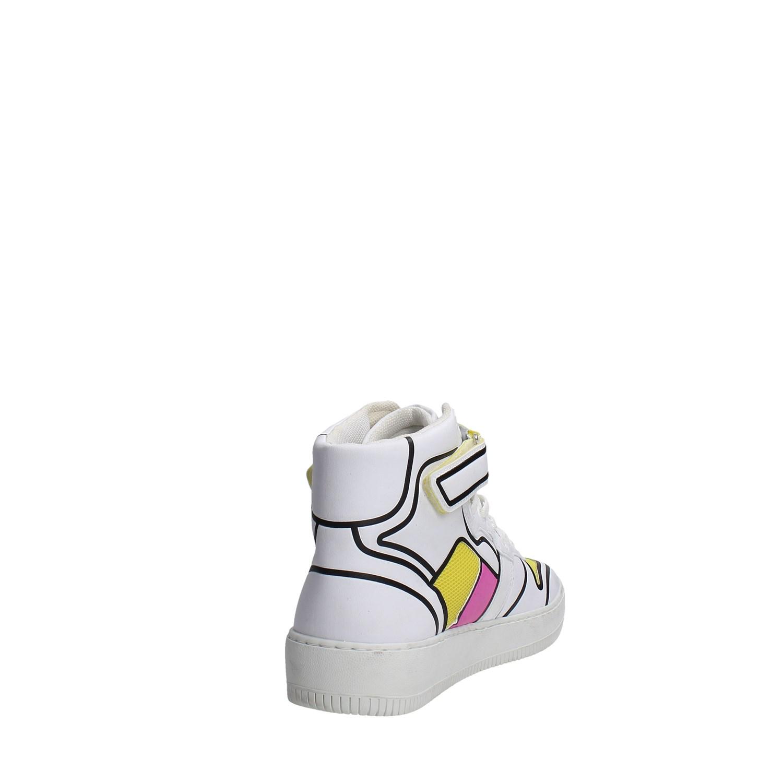 Alta Bianco Sneakers Primavera e Donna estate t 22 D a E17 nwqFfa0X