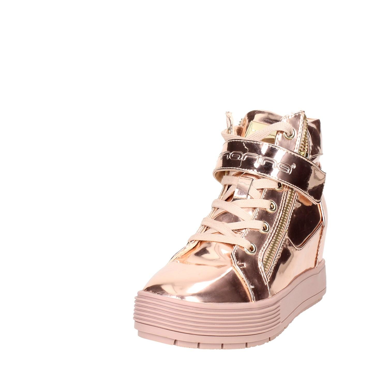Alta scarpe ginnastica da ginnastica scarpe da donna Fornarina pifmj 9606wpa5100 autunno/inverno e80cb4