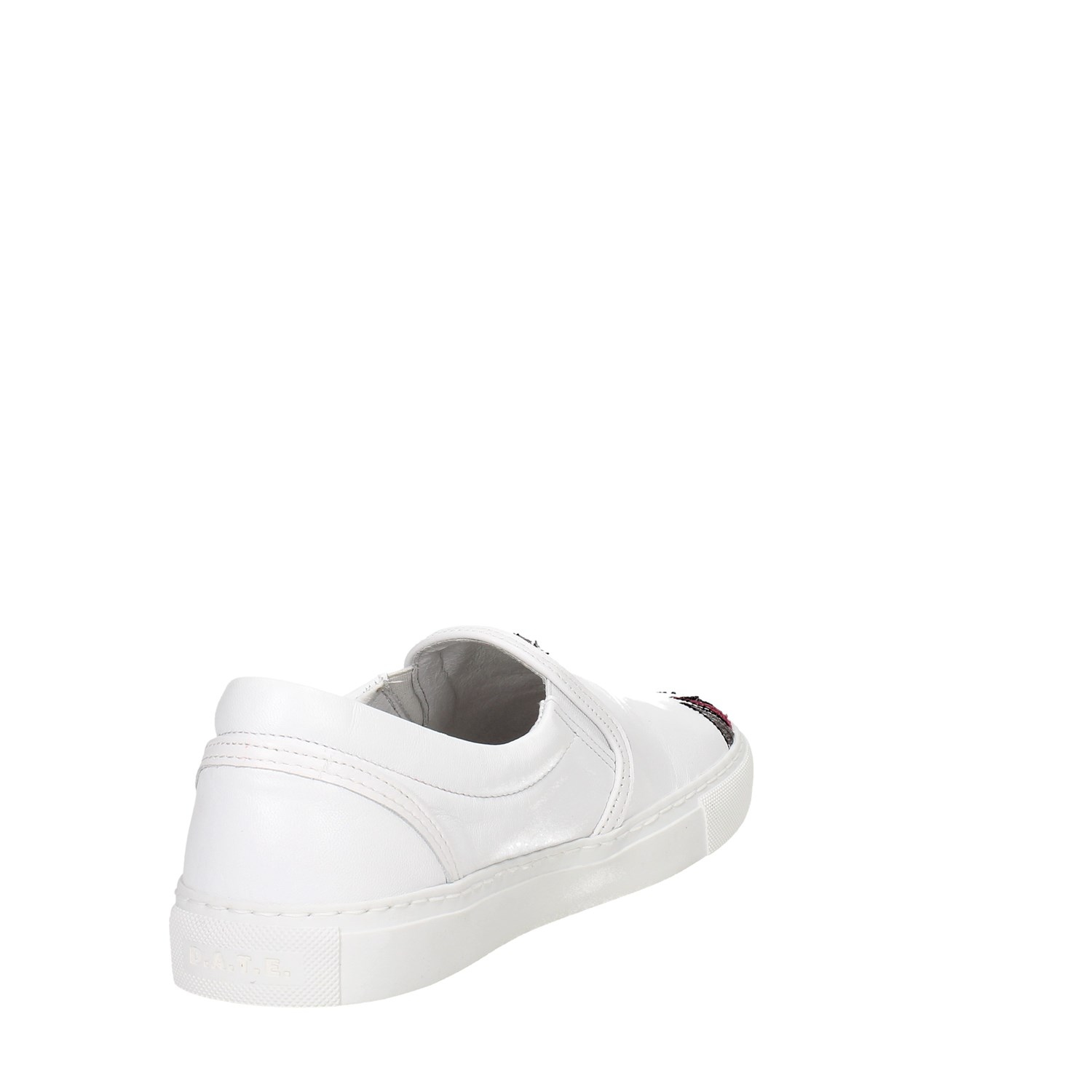 D.a.t.e. SLIP ON-15I mujer BIANCO Slip-on mujer ON-15I Autunno Inverno 73f87b