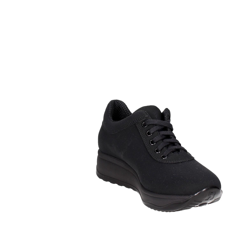 Agile By Rucoline Autunno  1315-2 negro zapatillas Bassa mujer Autunno Rucoline Inverno d67254