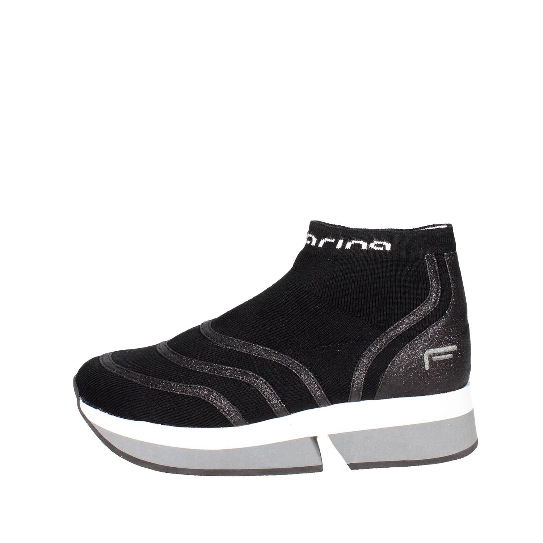 Hoch Fornarina Sneakers  Damen Fornarina Hoch PI18SL1077J000 Herbst/Winter db16a9