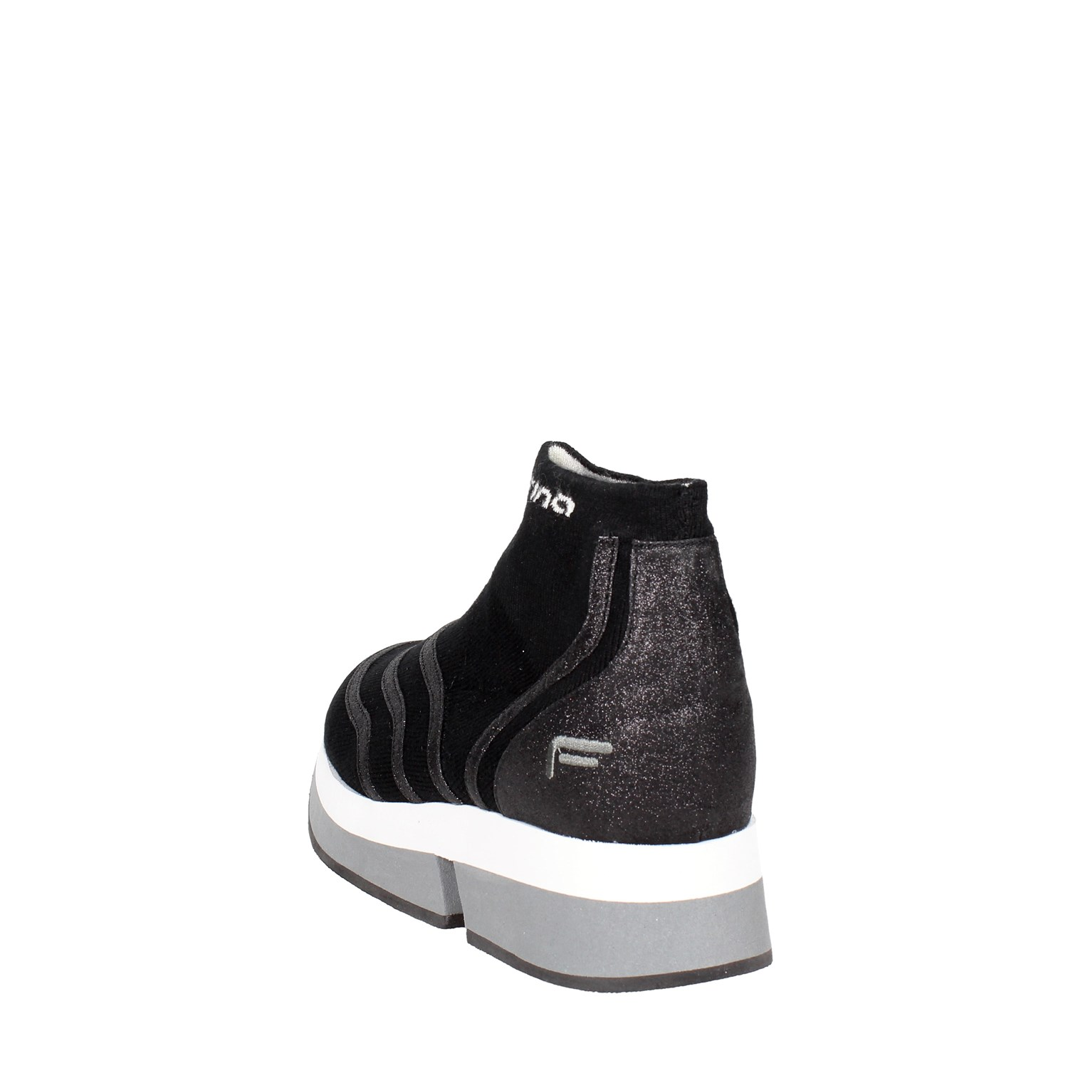 new style 78d3f ada0f Details about Hoch Sneakers Damen Fornarina PI18SL1077J000 Herbst/Winter