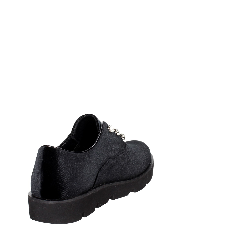 Nero Donna Sneakers Braccialini Velluto inverno 4100 Autunno q6CfnwEdx