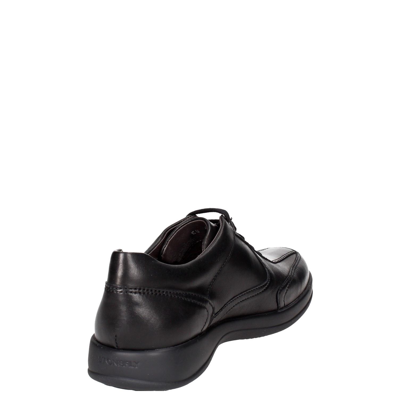 Gemuetliche Schuhe Stonefly Herren Stonefly Schuhe 105741 000 Herbst/Winter a01060