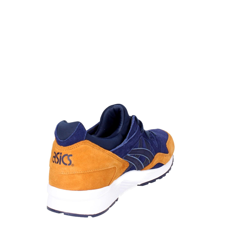 Asics HL7B3..5858 BLU scarpe scarpe scarpe da ginnastica Bassa Uomo Autunno Inverno   Prezzo Affare  13f509