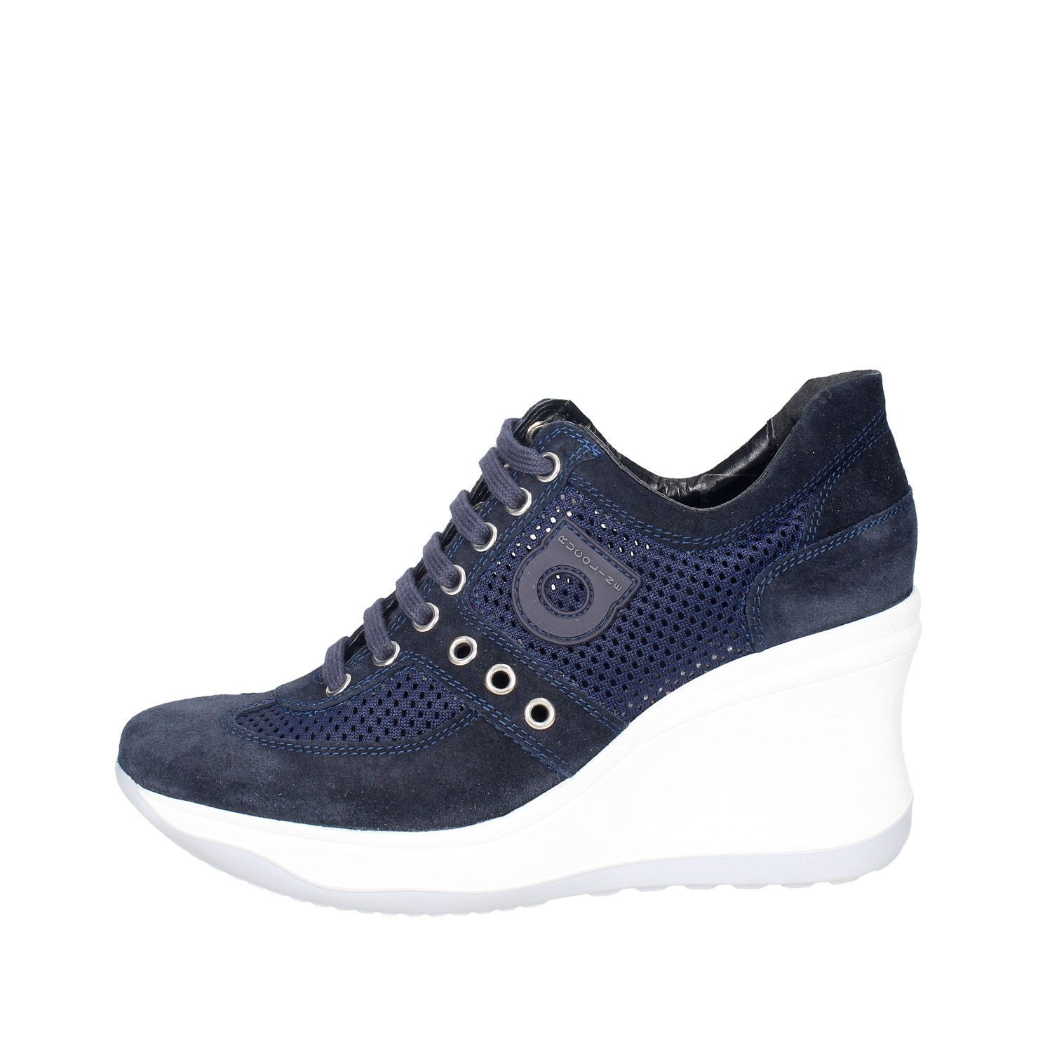 Hoch Frühjahr/Sommer Sneakers  Damen Agile By Rucoline  1800(A9) Frühjahr/Sommer Hoch c32a8a
