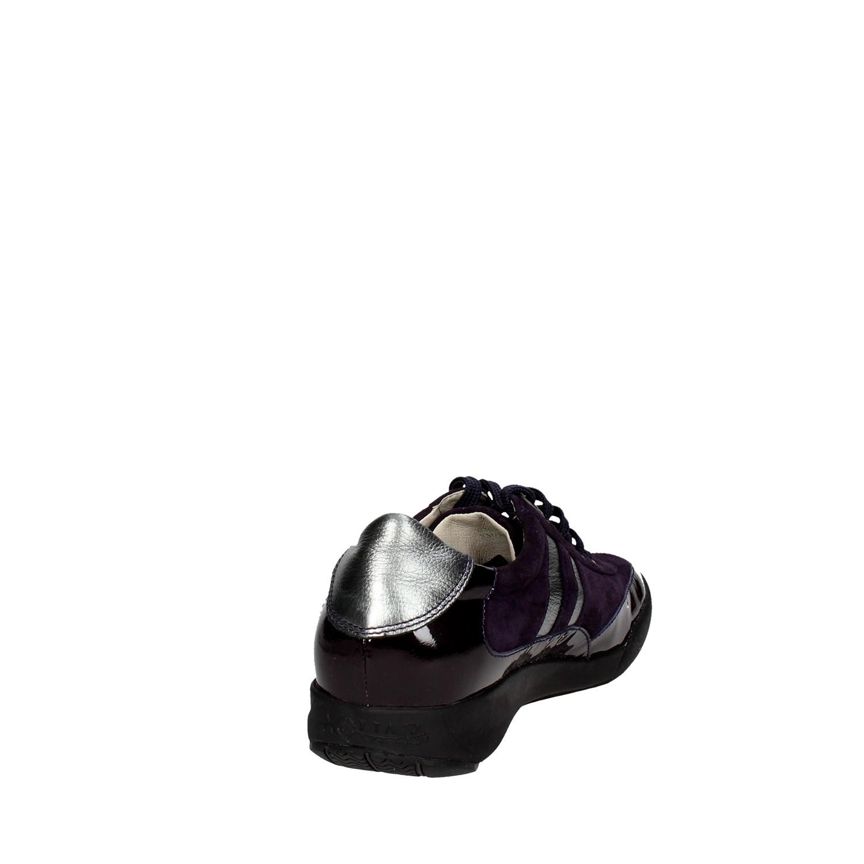 inverno 67 Sneakers Bassa Autunno Donna Sanagens Blu nYqwdC11