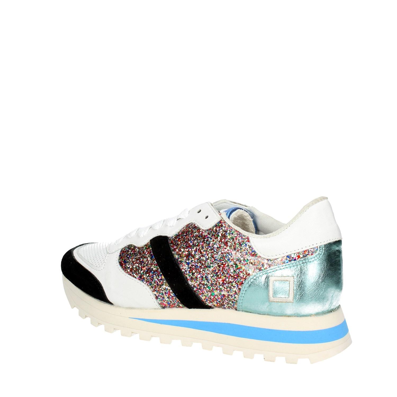 Sneakers Bassa Damenschuhe D.a.t.e. E18-91 Primavera/Estate