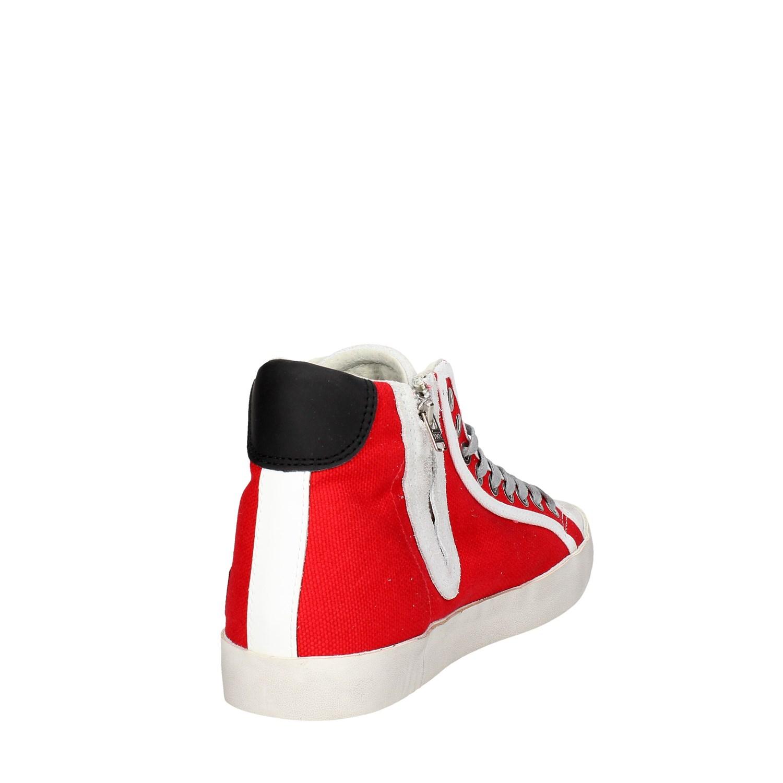 D.a.t.e. E18-137 ROSSO Sneakers Sneakers ROSSO Alta Damenschuhe Primavera/Estate b5b039