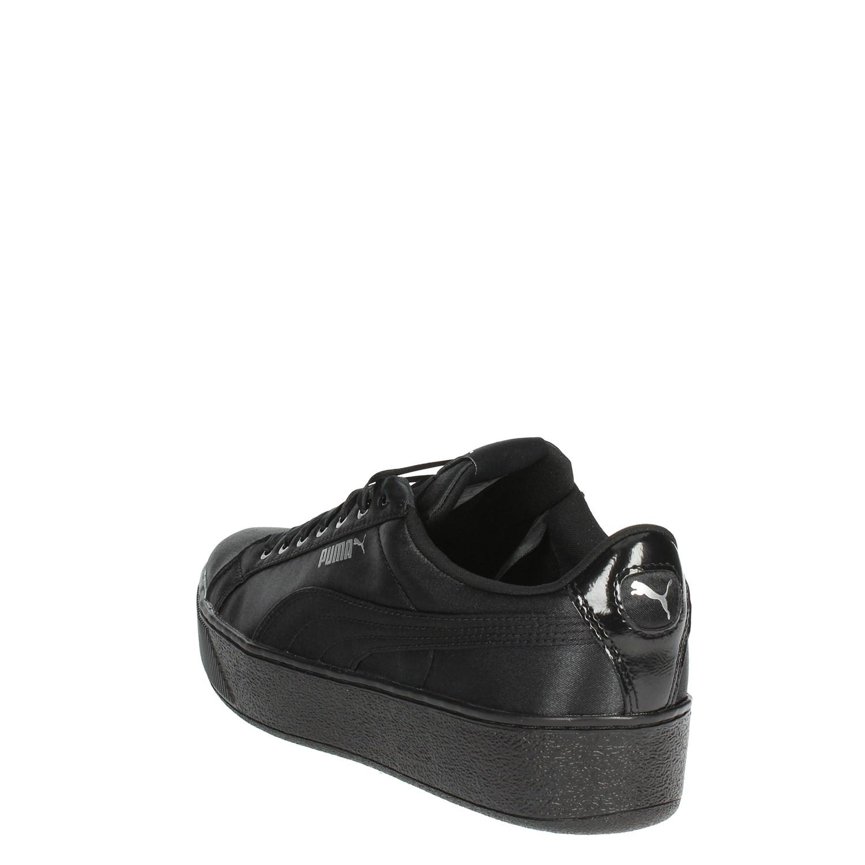 365239 02 Sneakers Nero Bassa Puma Donna estate Primavera wxABq5