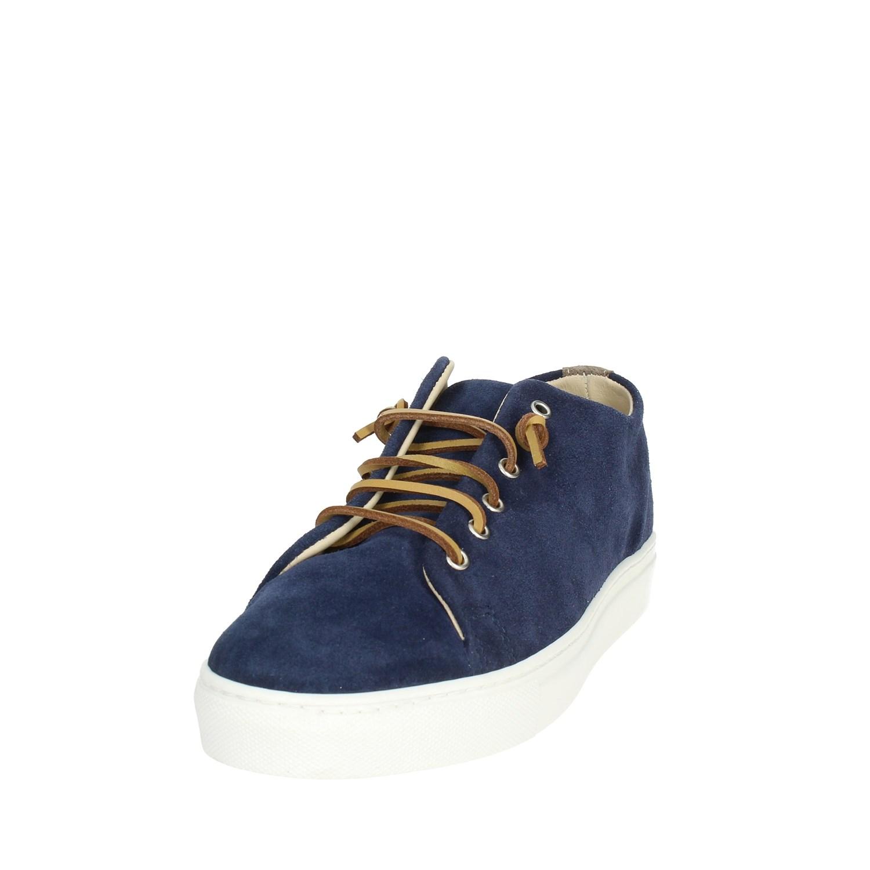 Dettagli su Alberto Guardiani Uomo A BLU Sneakers PrimaveraEstate Camoscio
