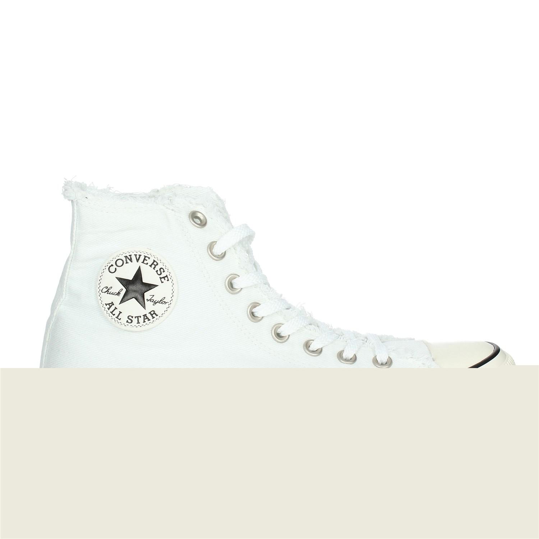 Converse Sneakers Primavera 161016c estate Alta Bianco Uomo qqUzOHw