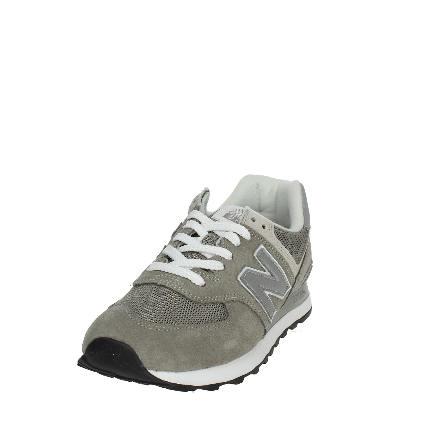 more photos 57e39 0f27d New-Balance-ML574EGG-Grey-Low-Sneakers-Man-Spring-