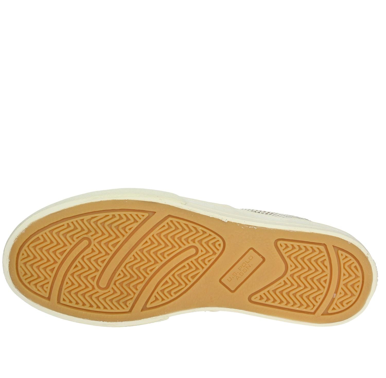 Niedrige Sneakers Damen Damen Sneakers U.s. Polo Assn GALAD4130S8/T1 Frühjahr/Sommer a907d7