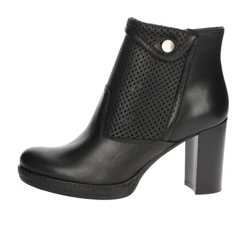 Ankle Spring/Summer Stiefel With Heels Damens Genus Millennium P500/FR Spring/Summer Ankle b1e094