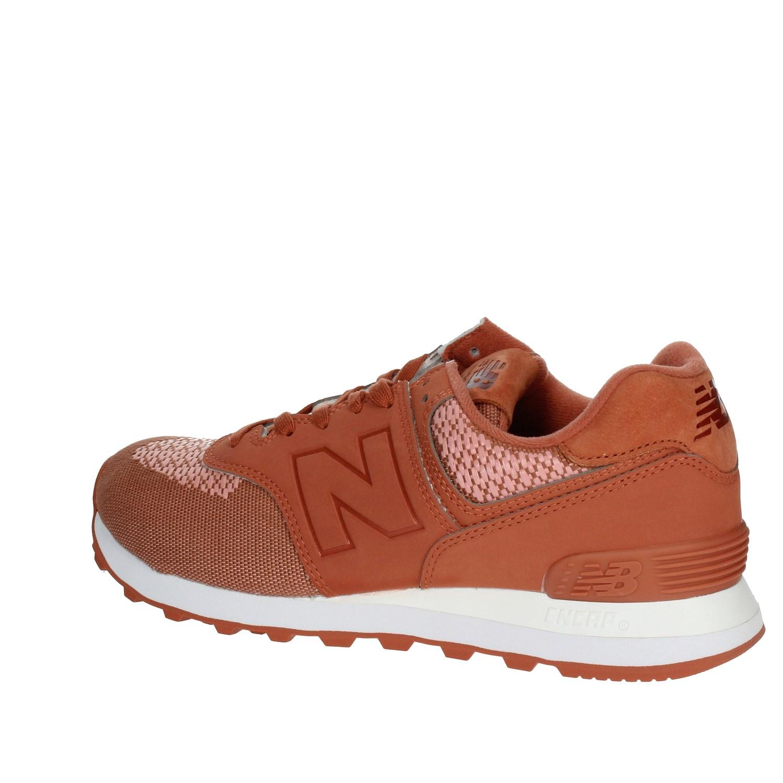 Niedrige Damen Sneakers Damen Niedrige New Balance WL574FAD Frühjahr/Sommer e4e650