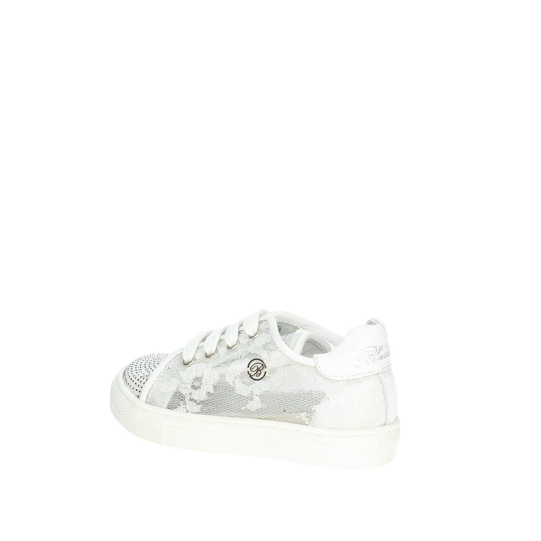 Blumarine A6556  A6556 Blumarine BIANCO Sneakers Bassa Bambina Primavera/Estate 50a155