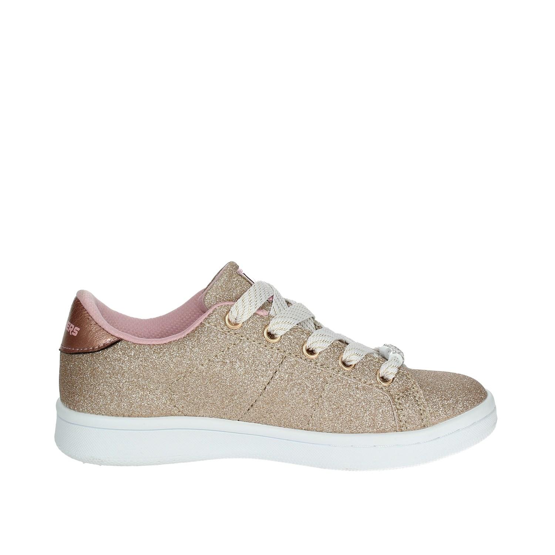 Skechers 84460L/GLD Gold Sneakers Niedrig Sneakers Gold Girl Spring/Summer 93bc11