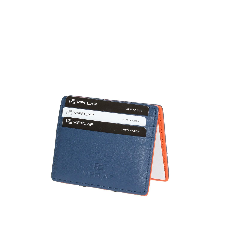 Vip Flap Vipgum.aranc Orange Business Cardholders Man Spring/summer Archery