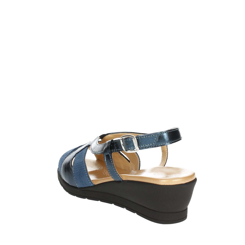 Io3690 Sandalo 002 Donna cs Cinzia estate Blu Soft Primavera wgTfqx5xp
