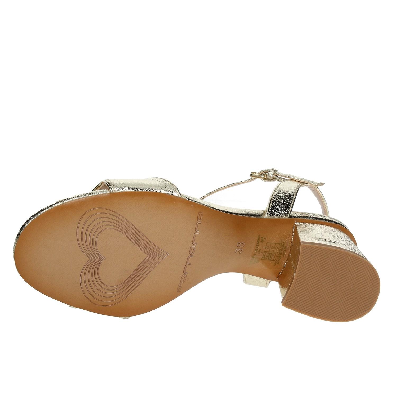 Sandale PE18Y2875M095 Damen Fornarina PE18Y2875M095 Sandale Frühjahr/Sommer a0a1ae
