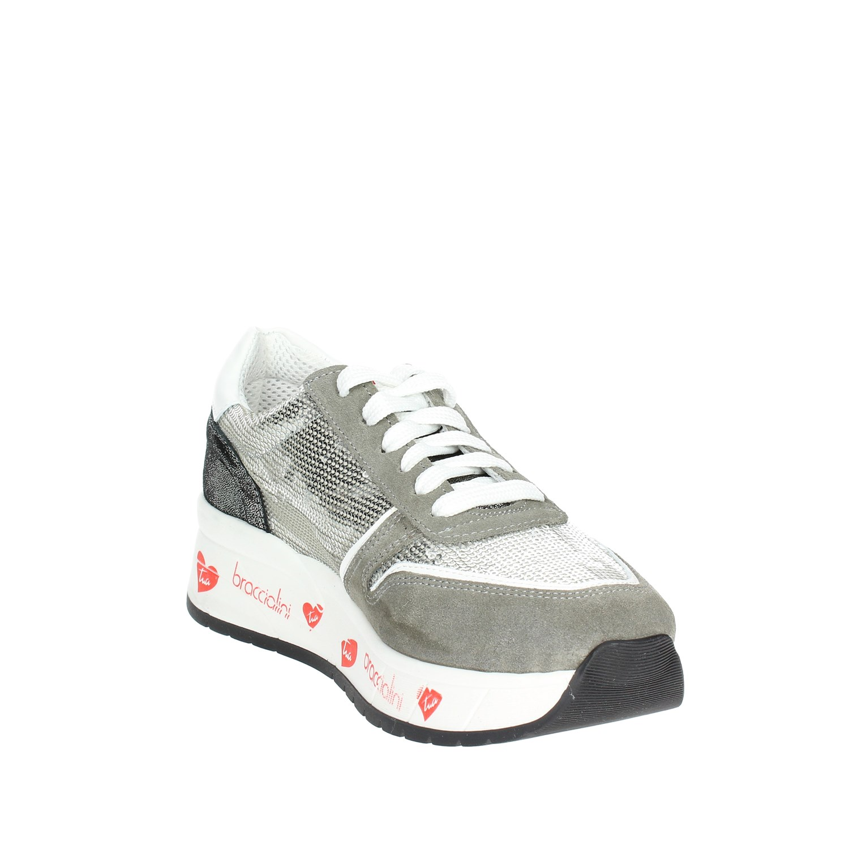 Niedrige Sneakers Damen Braccialini 4 IT 4 Braccialini Frühjahr/Sommer e62930