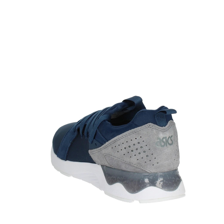 Sneakers Uomo Primavera Blu Bassa Asics H817l4911 estate dCroexBW