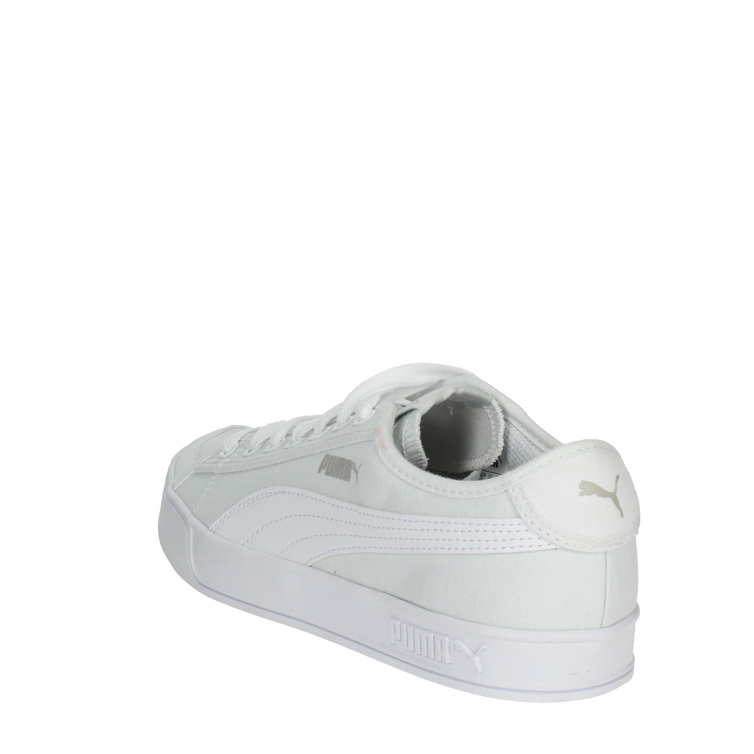 Details about Puma 365968 03 White Low Sneakers Man SpringSummer