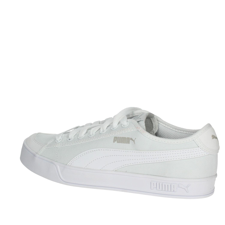 Dettagli su Puma Uomo 365968 03 BIANCO Sneakers PrimaveraEstate Tessuto