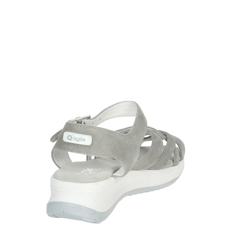 Agile By Rucoline  149(4-A) GRIGIO GRIGIO 149(4-A) Sandalo Donna Primavera/Estate d17e9d