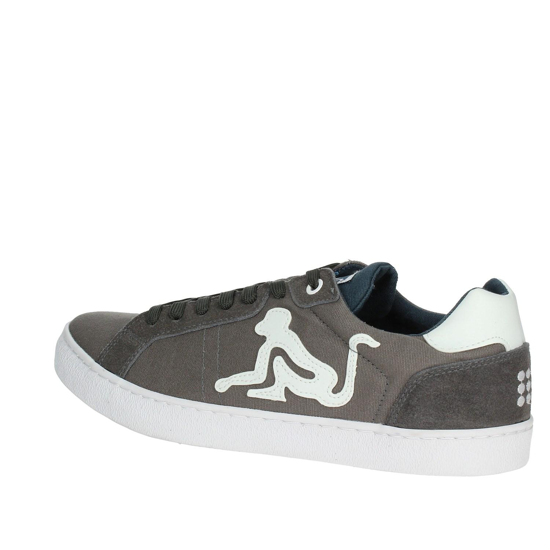 Dettagli su Drunknmunky Uomo NEW ENGLAND CLASSIC Sneakers PrimaveraEstate Tessuto