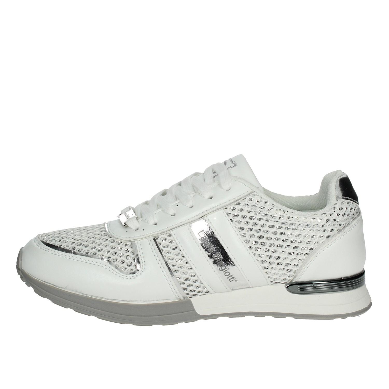 Sneakers Donna Gp5xq5o Primavera Bianco Estate 686 Laura Bassa Biagiotti sxthQdCr