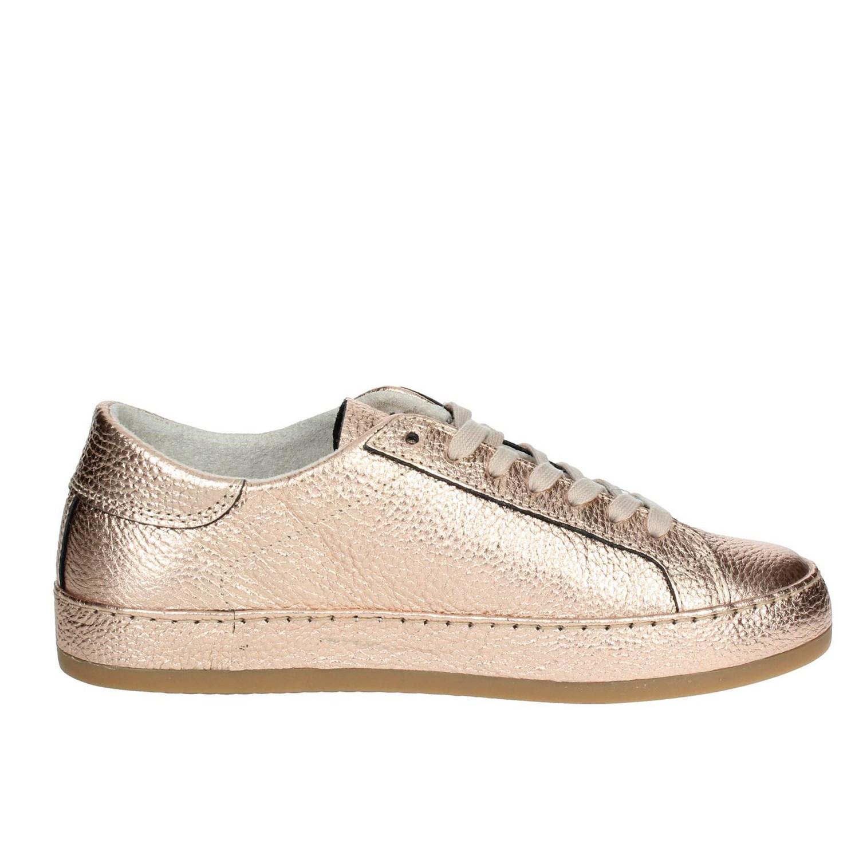 Niedrige Sneakers Damen D.a.t.e. D.a.t.e. Damen COVER-3I Herbst/Winter 305ce8